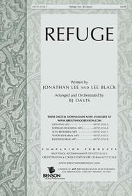 Refuge Orchestration/Conductor's Score CD- ROM