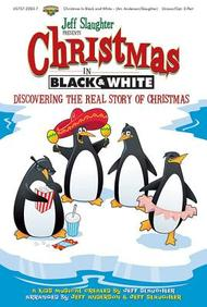 Christmas in Black and White Bulletins (Pack of 100)