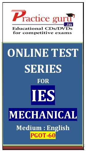 Online Test Series for IES-Mechanical