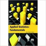Applied Statistics: Fundamentals