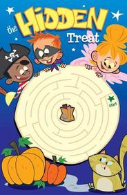 The Hidden Treat (Redesign) : 25- Pack Tracts