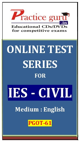 Online Test Series for IES-Civil