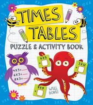 Times Tables : Puzzle & Activity Book
