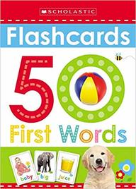 First 50 Words : Flashcards