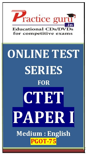 Online Test Series for CTET Paper I