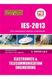 Electronics & Telecommunication Engineering Ies    Topicwise Conventional Solved Papers 1 & 2 Ups
