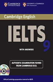 Ielts With Answers 9 W/Cd
