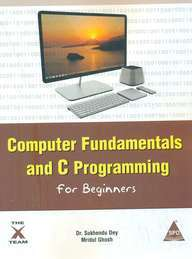 Buy Computer Fundamentals & C Programming For Beginners book