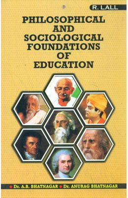Philosophical And Sociological Foundation Of Education Book