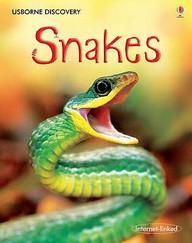 Usborne Discovery Internet-linked: Snakes