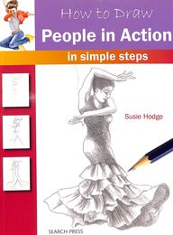 How To Draw : People In Action