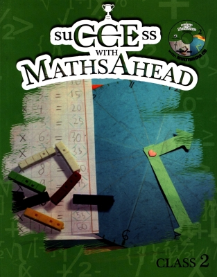 Buy Success With Maths Ahead Class 2 W/Cd book : K Alamelu ...