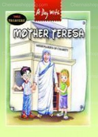 A Day With Mother Teresa : Tinkle Treasure