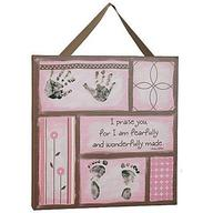 Baby Prints Canvas Hanging (Girl)