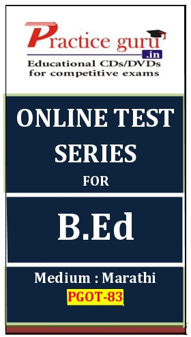 Online Test Series for B.Ed