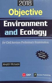 Objective Environment & Ecology For Civil Serices Preliminary Exam 2018