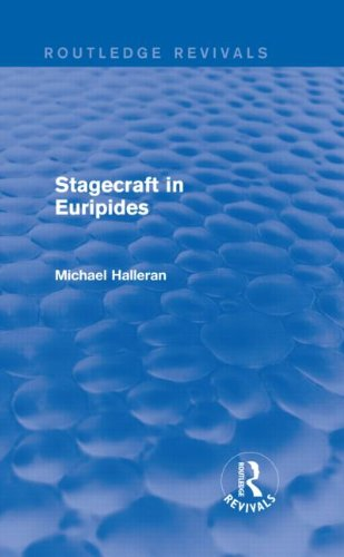 Stagecraft in Euripides (Routledge Revivals)