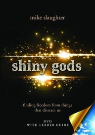 Shiny Gods- DVD with Leader Guide: Finding Freedom from Things That Distract Us