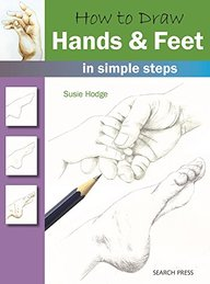 How To Draw : Hands & Feet