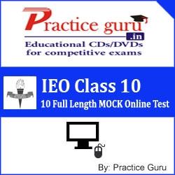 IEO Class 10