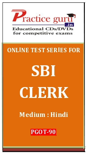 Online Test Series for SBI Clerk