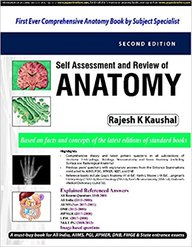 Self Assessment & Review Of Anatomy