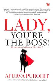 Lady You Are The Boss
