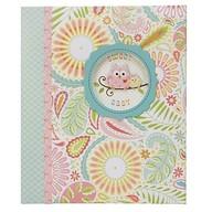 Happi Baby Girl Loose-Leaf Memory Book