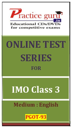 Online Test Series for IMO Class 3