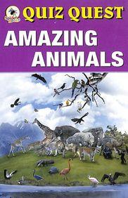 Quiz Quest:Amazing Animals
