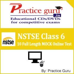 NSTSE Class 6