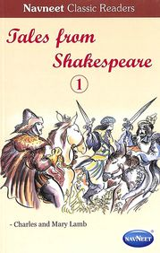 Tales From Shakespeare 1 - Navneet Classic Readers : F1585