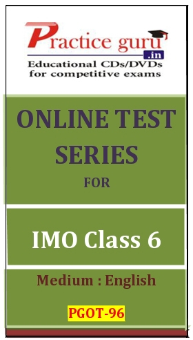 Online Test Series for IMO Class 6