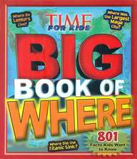Big Book Of Where - Time Gor Kids