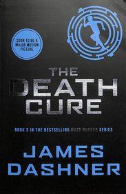 Death Cure Maze Runner Series