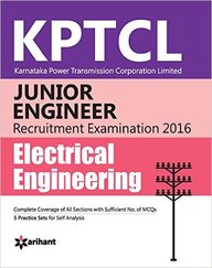 Kptcl Electrical Engineering Junior Engineer Recruitment Examination 2016