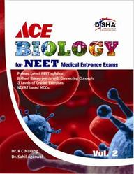 ACE Biology for NEET Medical Entrance Exam Vol. 2 (Class 12)