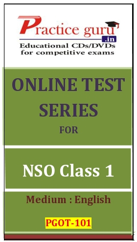 Online Test Series for NSO Class 1