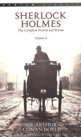 Sherlock Holmes Complete Novels & Stories Vol 2 - Bantam Classic
