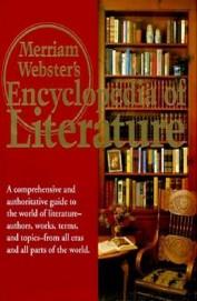 Merriam Websters Ency Of Literature
