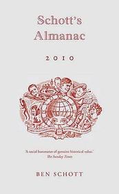 Schott's Almanac 2010