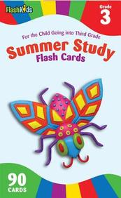Flashkids : Summer Study Flash Cards Grade 3
