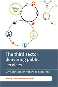 The Third Sector Delivering Public Services: Developments, Innovations and Challenges (Third Sector Research Series)