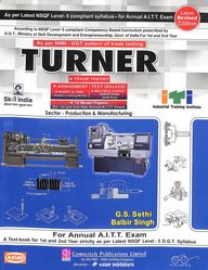 Turner Trade Theory With Assignment/Test Solved Combined Edition For Semester 1,2,3 & 4
