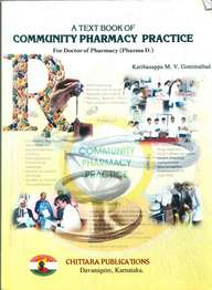 Community Pharmacy Book