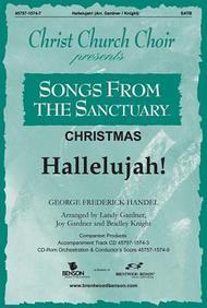 Hallelujah Chorus Split Track Accompaniment CD (Christ Church Choir)