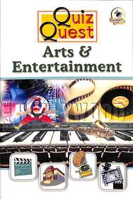 Quiz Quest : Arts & Entertainment