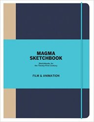 Magma Sketchbook: Film and Animation