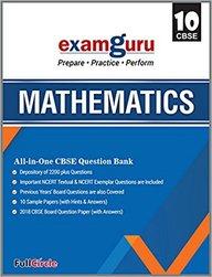 Examguru Mathematics Class 10 : Cbse