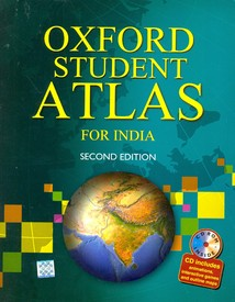 Oxford Student Atlas For India WCd